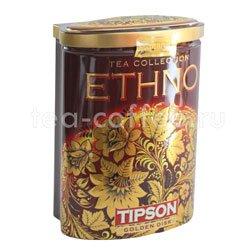 Чай Tipson Ethno Golden Disk 100 гр