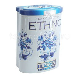 Чай Tipson Ethno Blue flowers 100 гр