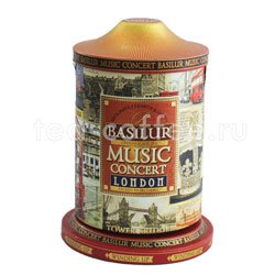 Чай Basilur Музыкальная шкатулка Лондон 100 гр