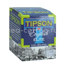 Чай Tipson English Elite 100 гр