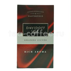 Кофе Tchibo молотый Davidoff Rich 250 гр