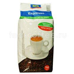 Кофе Aro в зернах Espresso 1 кг