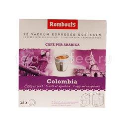 Кофе Malongo в чалдах Colombie Supremo