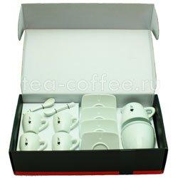 Подарочный набор Bialetti Porcelain (14 предметов)
