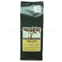 Кофе Le Piantagioni del Caffe в зернах San Luis 500 гр