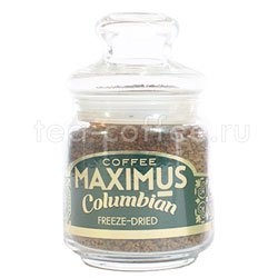 Кофе Maximus Растворимый Columbian 100 гр (Банка)
