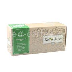 Чай Belvedere Сенча Для чайника 4 гр 12 шт