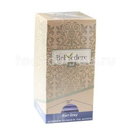 Belvedere Эрл Грей в пакетиках 1,5гр х 25 шт