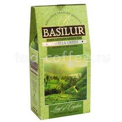 Чай Basilur Лист Цейлона Раделла 100 гр