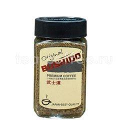 Кофе Bushido растворимый Original 100 гр (ст.б.)