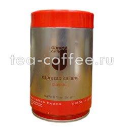Кофе Danesi в зернах Classic 250 гр