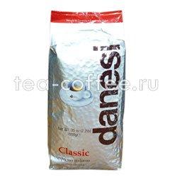 Кофе Danesi в зернах Classic 1 кг