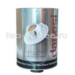 Кофе Danesi в зернах Dopio 2 кг