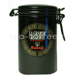 Кофе Malongo молотый Grand Reserve 250 гр (ж.б.)