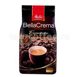 Кофе Melitta в зернах Bella Crema Espresso 1100 гр