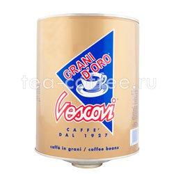 Кофе Vescovi в зернах Oro 3 кг