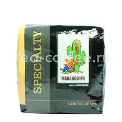 Кофе Блюз в зернах Mexico Maragogype 500 гр