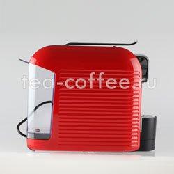 Кофеварка капсульная Paulig Cupsolo Verus красная