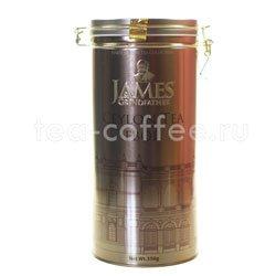 Чай James Grandfather FBOP Soure Tin. Черный, ж.б. 350 гр