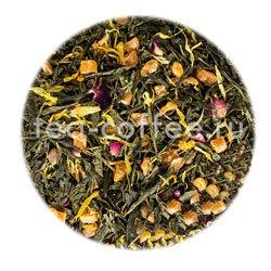 Чай Совершенство с кусочками ягод