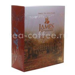 Чай James Grandfather BTTBDCS&T. Черный, Пакетик, 100 шт