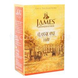 Чай James Grandfather FBOP. Черный, 200 гр