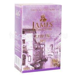 Чай James Grandfather BOP1. Черный, 100 гр