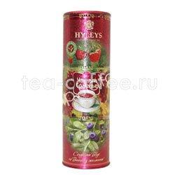 Чай Hyleys Чайный Сомелье - малина, виноград, черника 135 гр