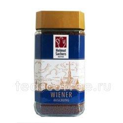 Кофе Helmut Sachers растворимый Wiener 100 гр