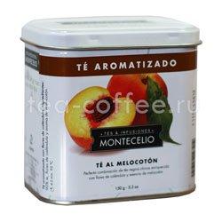 Чай Montecelio Tea Peach (персиковый) 150 гр