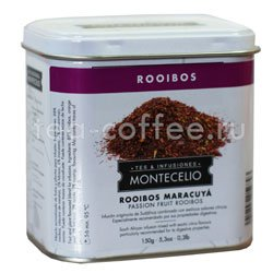 Чай Montecelio Maracuya Rooibost (Ройбуш Маракуйя) 150 гр