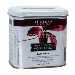 Чай Montecelio Earl Grey (Эрл Грей) 180 гр