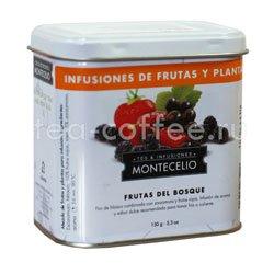 Чай Montecelio Forest Fruits ( Лесные ягоды) 150 гр