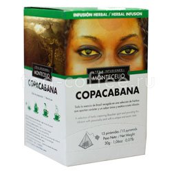Чай Montecelio Copacabana (Копакабана) 15x2 гр