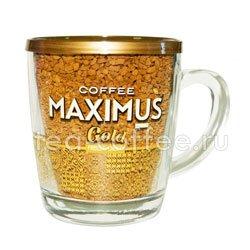 Кофе Maximus Растворимый Gold 70 гр (Кружка)