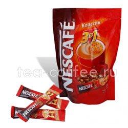 Кофе Nescafe растворимый Classic 3 в 1 20 шт по 16 гр