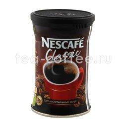 Кофе Nescafe растворимый Classic 100 гр ж/б