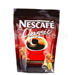 Кофе Nescafe растворимый Classic 75 гр