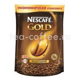 Кофе Nescafe растворимый Gold 150 гр