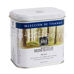 Чай Montecelio Relax (Релакс) 150 гр