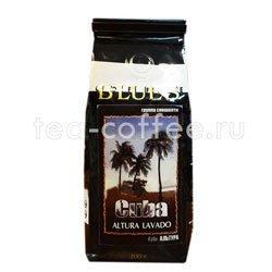 Кофе Блюз в зернах Cuba Altura Lavado 200 гр