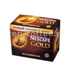 Кофе Nescafe растворимый Gold Ergos 30 шт по 2 гр