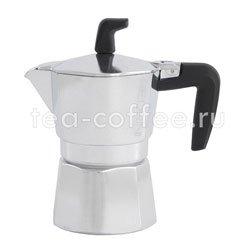 Гейзерная кофеварка Pedrini 3 порции (120 мл)