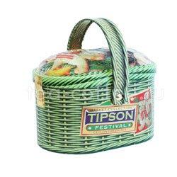 Чай Tipson Basket Festival/Лукошко Фестиваль ж.б.100 гр