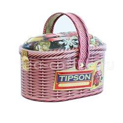 Чай Tipson Basket Christmas/Лукошко Рождество ж.б.100 гр