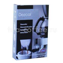 Чистящее средство для эспрессо-машин Urnex 4шт-28гр