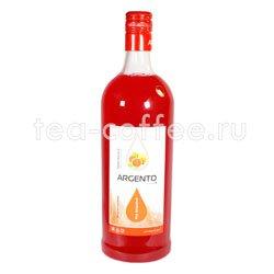 Сироп Argento Розовый грейпфрут 1 л Россия