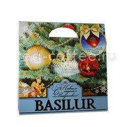 Чай Basilur Набор Праздничный №1