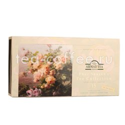 Чай Ahmad Ассорти чайное 15 вкусов в пакетиках