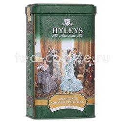 Чай Hyleys Англ. Королевский купаж 125 гр